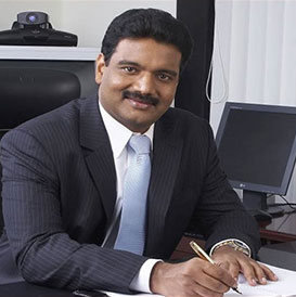 Dr. A.S Ganesan - Chancellor of AVIT