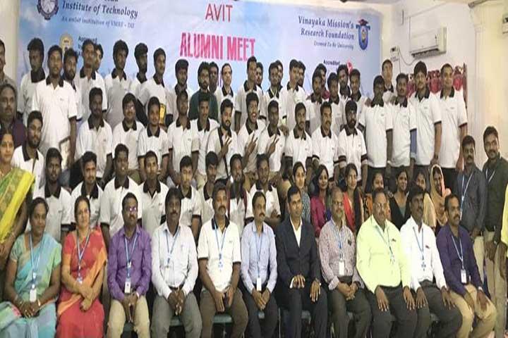 Aarupadai Veedu Institute of Technology Alumni Meet 2018