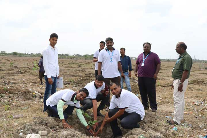 Plantation by Aarupadai Veedu Institute of Technology